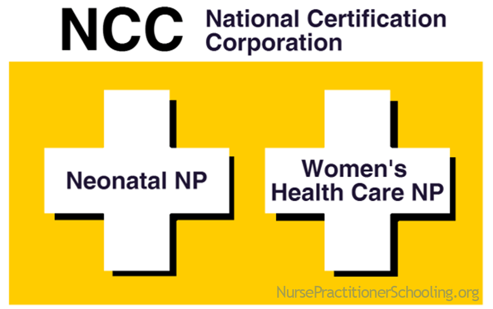nurse practitioner certification of National Certification Corporation