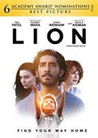 Lion  (2016) Poster