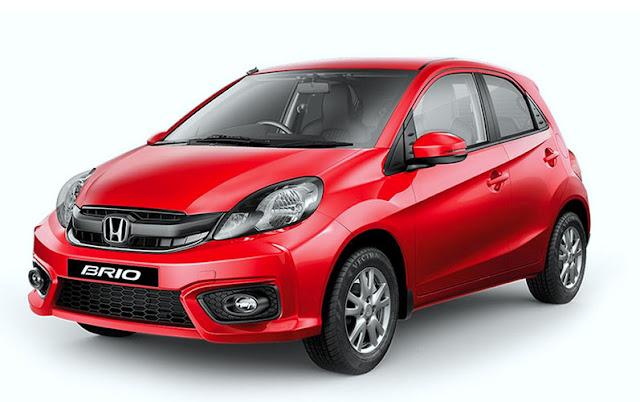 Gambar Honda Brio New harga 130an juta