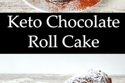 Keto Chocolate Roll Cake Recipes