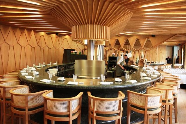 La tavolozza del gusto di dracopulos giorgio restaurante for Sala 25 kinepolis madrid