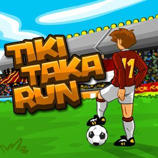Jugar a Tiki Taka Run