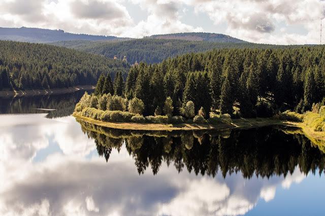 Bad Harzburger Teufelsstieg  Wanderung-Harz  Wandern – Von Bad-Harzburg auf den Brocken  Wandern-im-Harz  Abstieg Goetheweg zum Torfhaus 08