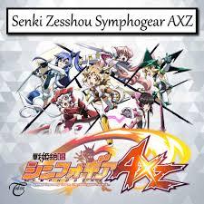 Senki Zesshou Symphogear AXZ 7  online