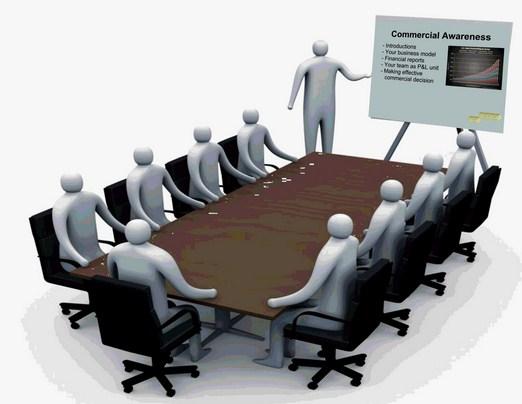 Tugas Fungsi Jabatan Manajemen Perusahaan