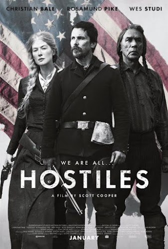 Hostiles (BRRip 720p Ingles Subtitulada) (2017)