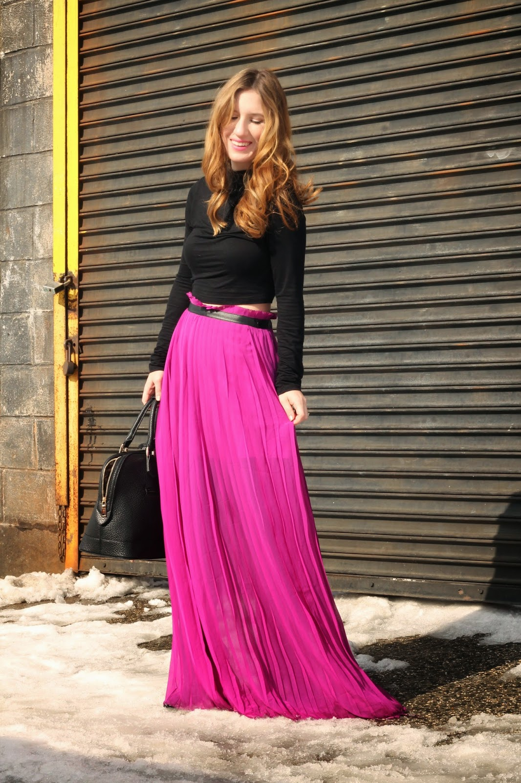 radiant orchid maxi