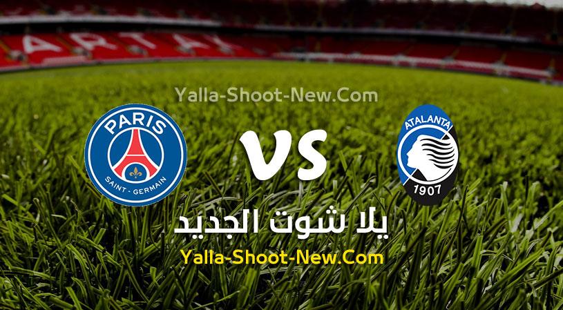 نتيجة مباراة باريس سان جيرمان وأتلانتا اليوم الاربعاء بتاريخ 12-08-2020 في دوري أبطال أوروبا