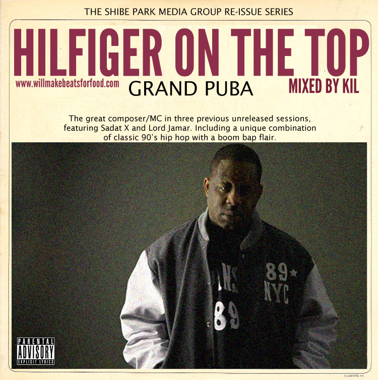 Will Make Beats For Food : Hilfiger On The Top Mixtape