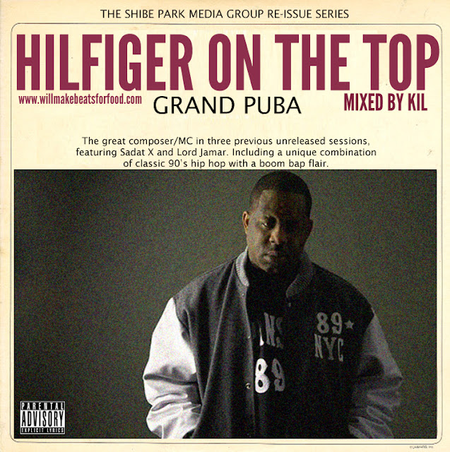 Hilfiger On The Top Mixtape
