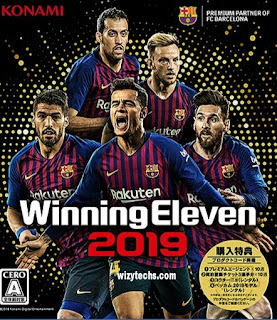 We 2019 apk (Winning Eleven 2012 mod)