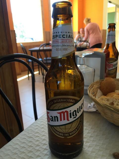 Cerveza del Asador Isabel