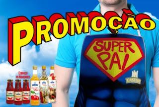 Promoção Castelo Alimentos Dia dos Pais 2017 Superpai