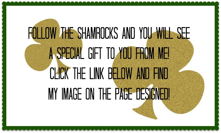Lucky Shamrock Giveaway
