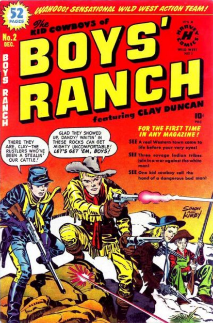 Jack Kirby Boys Ranch