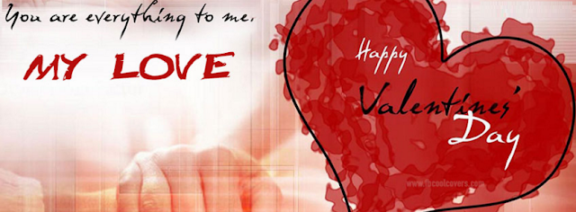 FB cover pages Valentines day