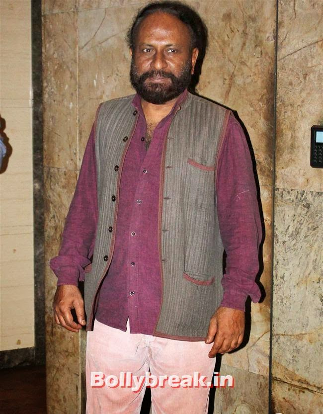 Ketan Mehta, Celebs as Special Screening of Club 60