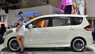 Harga mobil baru Suzuki New Ertiga ini membawa banderol on the road di Jabodetabek di kisaran 179 hingga 217 juta.
