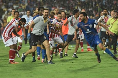 इंडियन सुपर लीग: मुंबई से गोलरहित ड्रॉ खेलकर फाइनल में कोलकाता