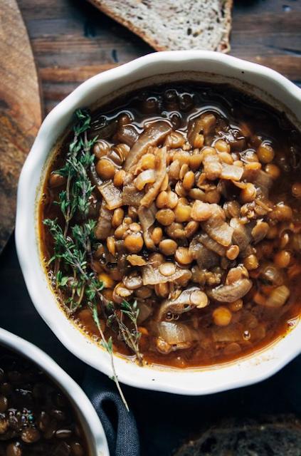 Vegan French Onion Stew