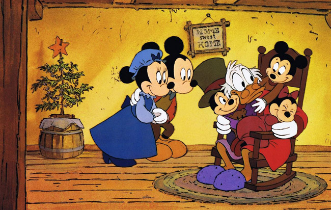 released in 1983 mickeys christmas carol was the first original mickey mouse theatrical cartoon produced in over 30 years - Mickeys Christmas Carol