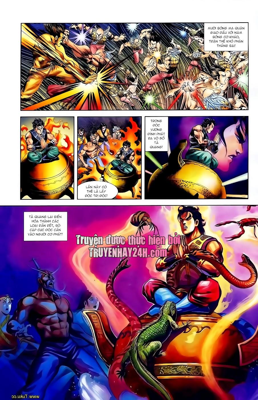 Cơ Phát Khai Chu Bản chapter 116 trang 27