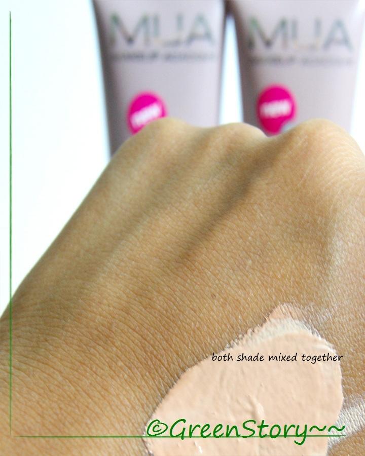 Review Mua Professional Eye Primer: GreenStory: Review: MUA (Makeup Academy) Undress Your Skin