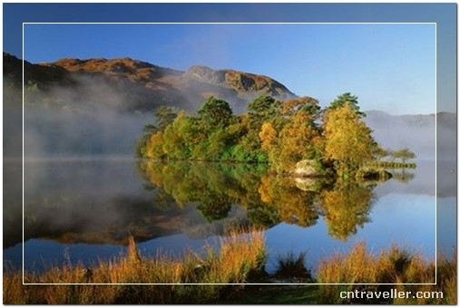 THE LAKE DISTRICT, UK - Cool 9 Best Places to Travel in October 2017