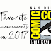 5 Favorite Moments at SDCC 2017