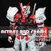 Custom Build: PG 1/60 Gundam Astray Red Frame [Detailed]