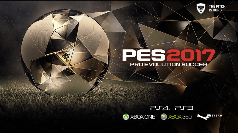 PES 2017 System Requirements For PC (Steam)