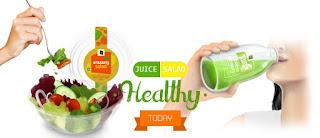 produsen salad sayuran dan jus sayuran