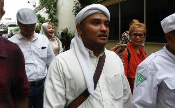 Ini Tanggapan FPI Soal Isu Perselingkuhan Habib Rizieq dan Firza Husein