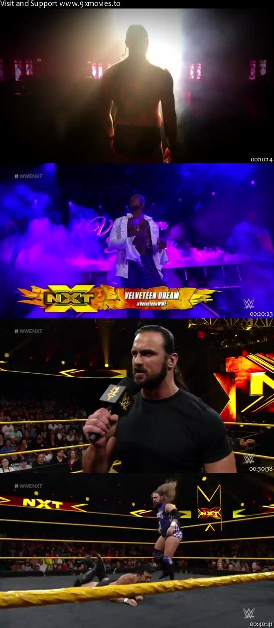 WWE NXT 26 July 2017 WEBRip 480p