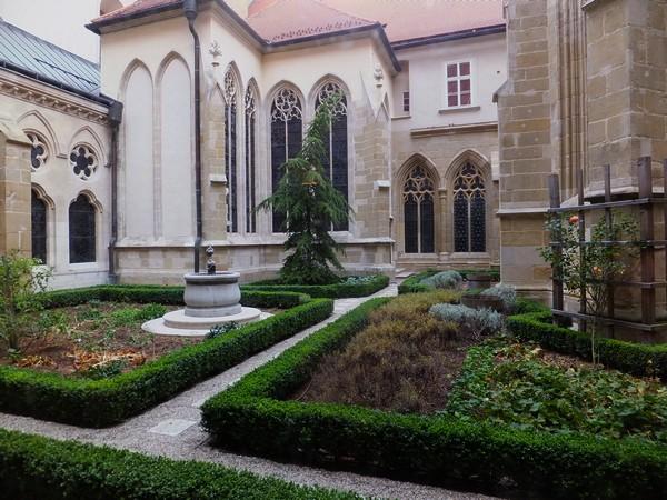 Vienne Vienna Wien Klosterneuburg abbaye monastère stiftklosterneuburg cloître