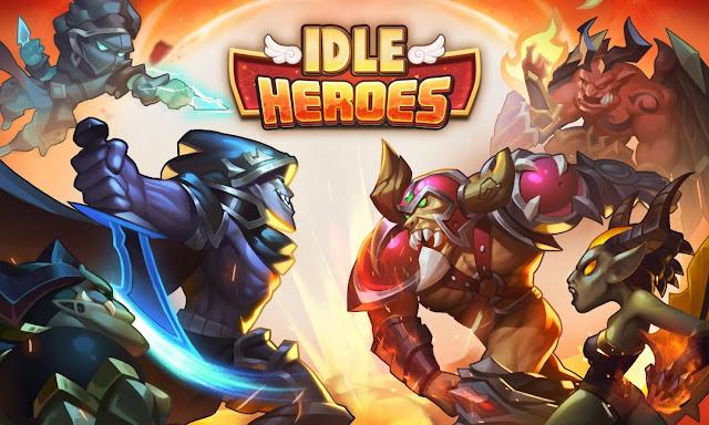 Juego Idle Heroes Las Mejores Batallas Rpg Para Tu Movil Android