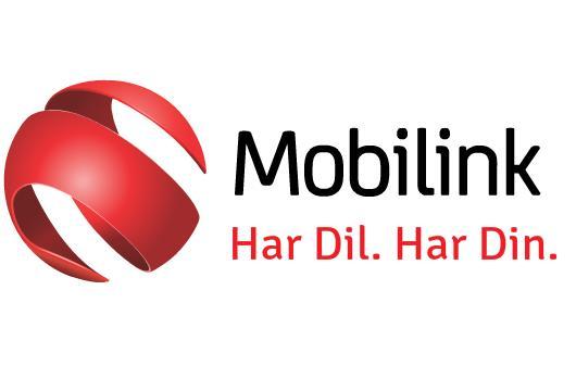 Mobilink's slogan Har dil Har din