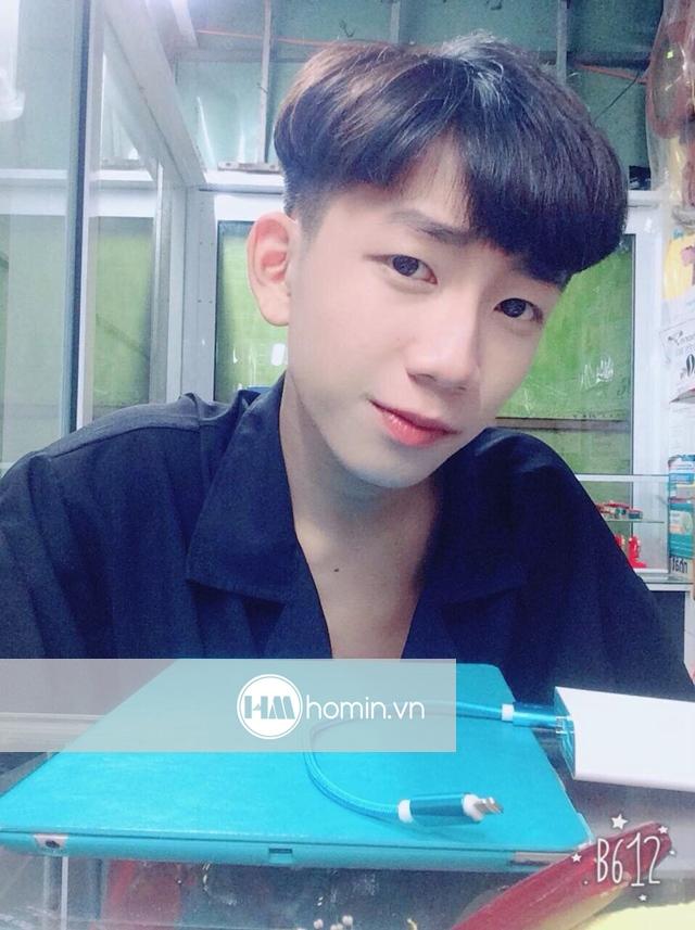 hot face Trần Trương Vĩnh 5