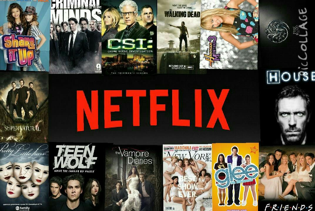 Quais series disponível na Netflix - lista completa