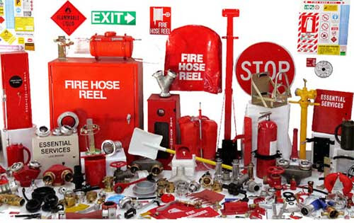 Fire Fighting Equipment, Fire Extinguishers Manufacturers