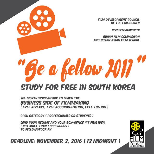 fdcp film scholarship 2017