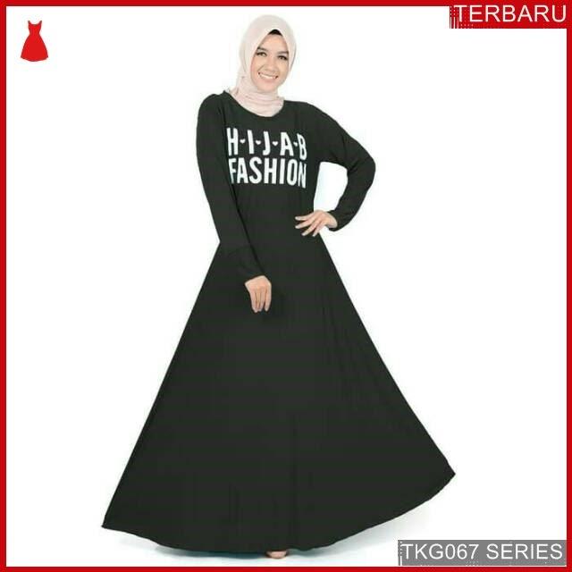 BJK67L17 Long Dress Maxi Murah di BMGShop
