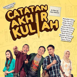 Download Film Catatan Akhir Kuliah 2015 WEB-Dl