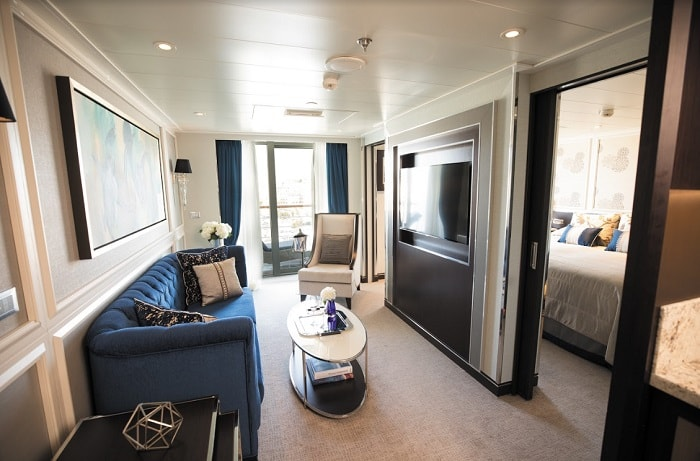 The Penthouse Suite - Regent Seven Seas Cruises®