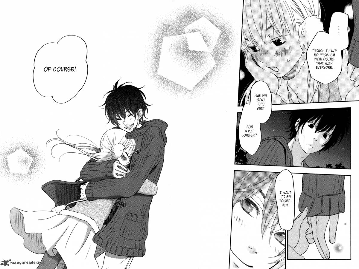 shizuku and haru relationship questions