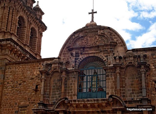 Igreja dos Jesuítas, Cusco, Peru