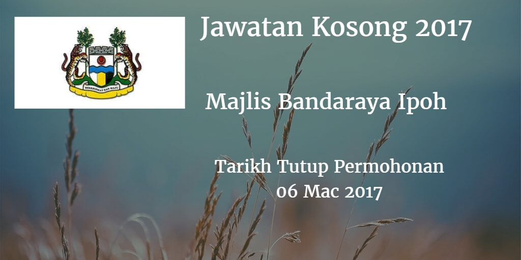 Jawatan Kosong MBI 06 Mac 2017