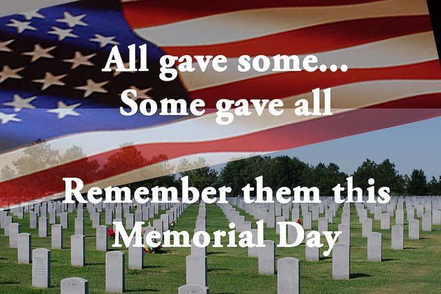 Memorial day quotes from presidents