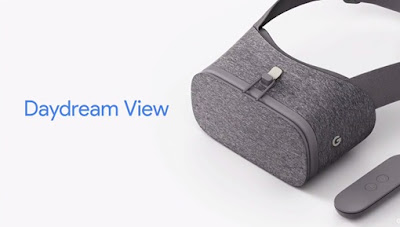 Google Daydream View, Dunia Virtual Reality Semakin Dekat?, virtual reality, VR, Google, Google now, Google project, Product