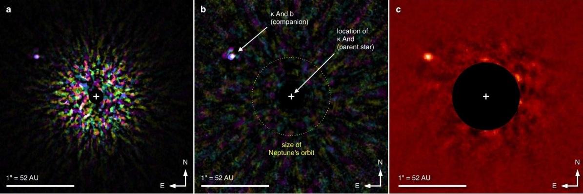 kupić szerokie odmiany szczegółowe zdjęcia ExoplanetSpot: Kappa Andromedae b
